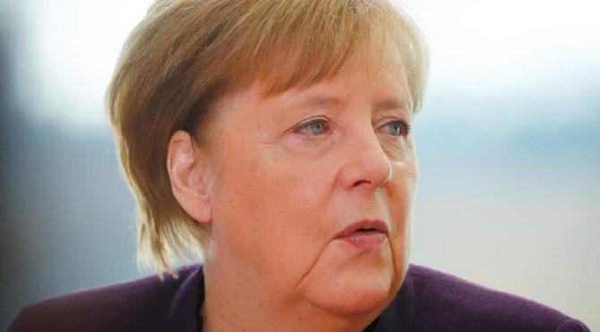 Almanya ekonomisi yüzde 2,2 daraldı Uluslararası Ekonomi