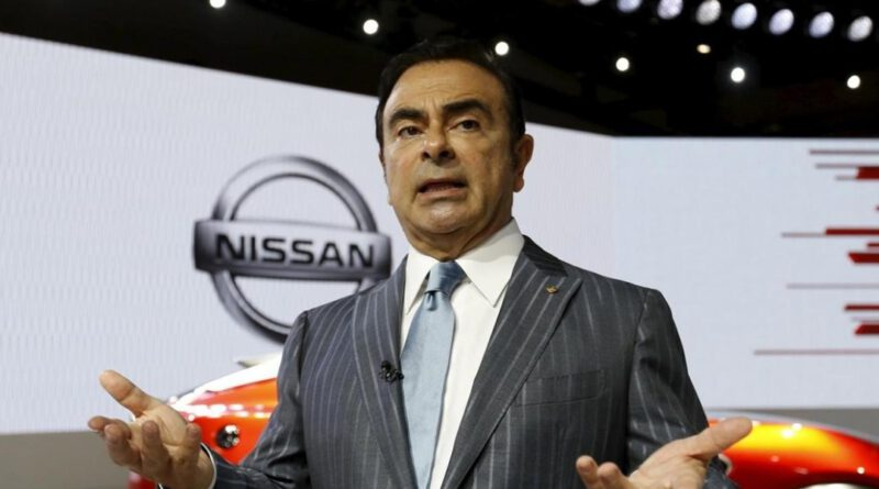 Eski Nissan CEO'sunun firarıyla ilgili 7 kişi hakkında dava Uluslararası Ekonomi