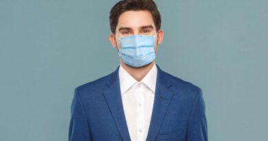 Virüs tespit edince ışık yanan maske üzerinde çalışılıyor Teknoloji